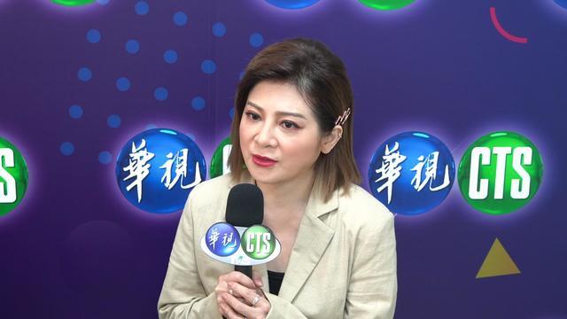演藝圈夥伴相繼離世 王彩樺聞羅姐噩耗回「今年到底怎麼了?」 | 王彩樺錄《黃金年代》接受媒體訪問。