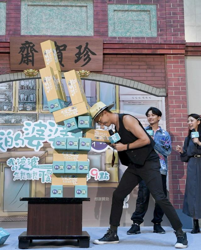 《我的婆婆》台北首場見面會 粉絲擠爆華視爭睹偶像 |