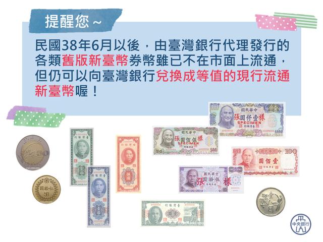 (取自中央銀行臉書)