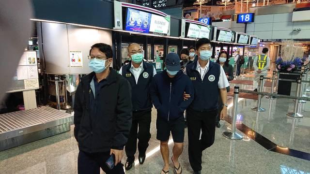 港人李彬豪在台藉徵信情蒐 移民署強制驅逐出境 |