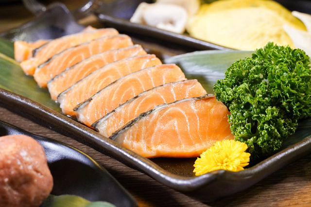 挪威鮮鮭魚