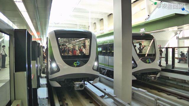 台中捷運綠線(資料照)
