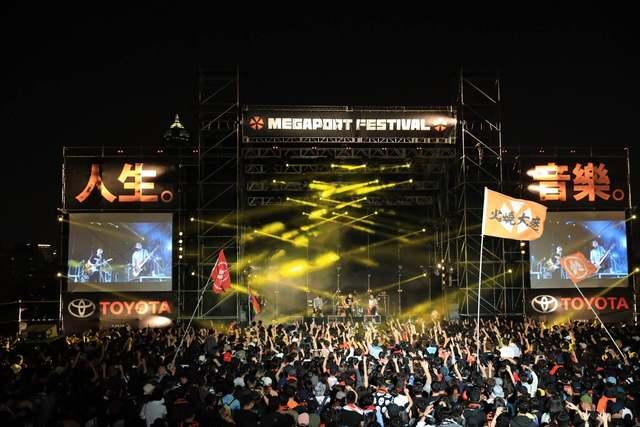 2021年初全台就有不少音樂節。(翻攝自大港開唱臉書)