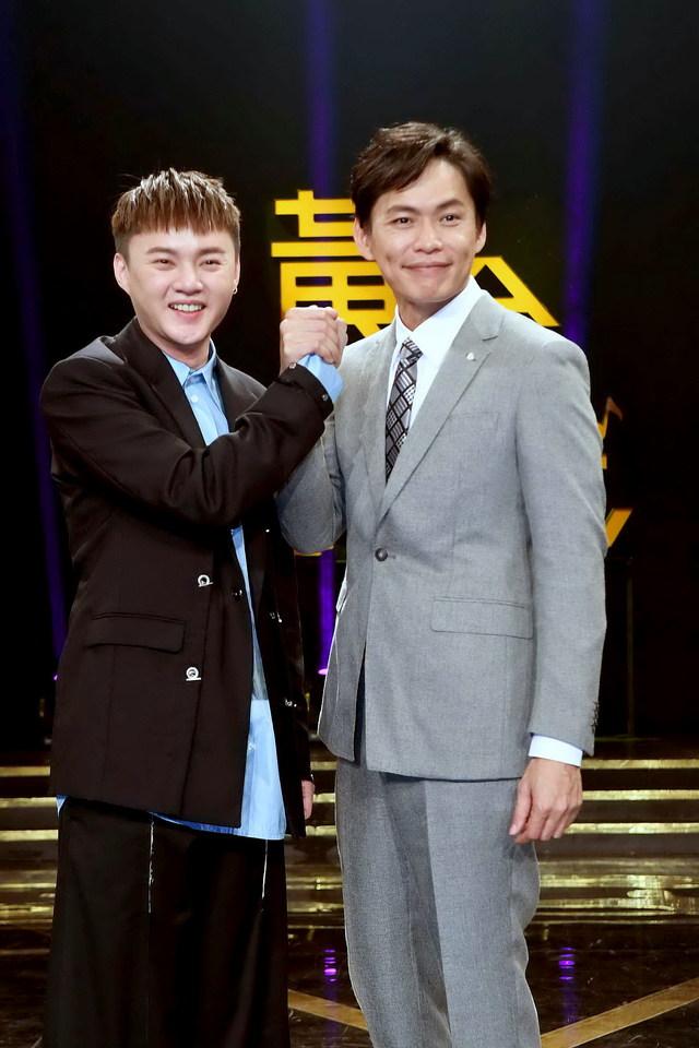 《黃金年代》黃鐙輝晉升主持人   肖想和許富凱拼金曲獎 | 黃鐙輝表示隨時歡迎許富凱回來《黃金年代》