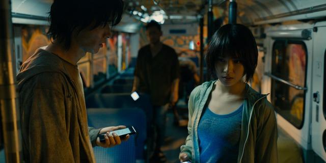 衝上40國排行榜 《今際之國》確定推出第2季 | 《今際之國的闖關者》劇照。( Netflix 提供)