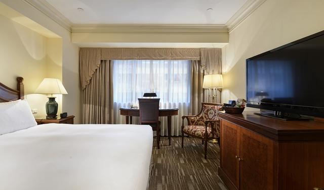 台北華國大飯店推出一泊一食$1680/翻攝自台北華國大飯店網站