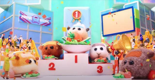 《天竺鼠車車》出現「冰箱」讓許多學測考生會心一笑。(翻攝自Muse木棉花-TW YouTube)