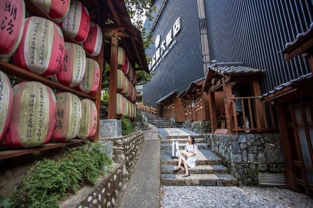 台中城市觀光影片 獲日本「最佳東亞影像獎」 | 台中谷關溫泉地區。(市府提供)