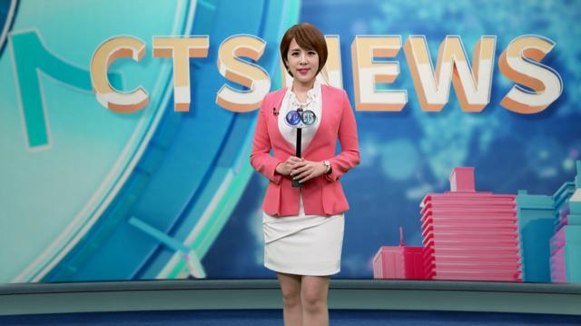 華視新聞升級虛擬大廳 主播朱培滋盼走上《天橋》播新聞  