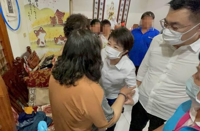 太魯閣意外司機員罹難 母悲:希望他沒有痛   (台中市政府提供)