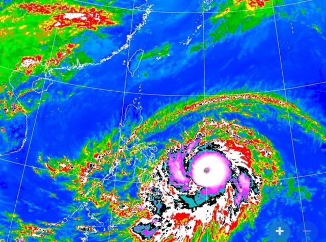 快訊》舒力基轉強颱!下週三將最靠近台灣  