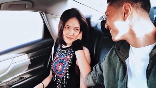(藝人許瑋甯(左)與導演劉又年(右),今(21)日遭「鏡週刊」爆料已在去(2020)年底離婚。/翻攝自許瑋甯臉書。 )