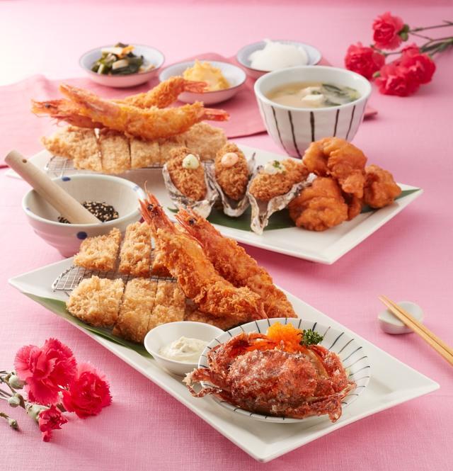 品田牧場-滿懷蟹意海陸雙人餐。(業者提供)