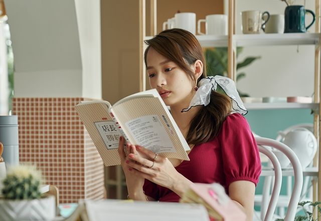 簡嫚書婚後家庭排第一工作第二  母親節慶祝一切交由老公   簡嫚書透露私底下最喜歡閱讀與寫作