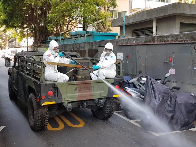 北市萬華單日增43例確診 今日第二波地毯式大消毒  