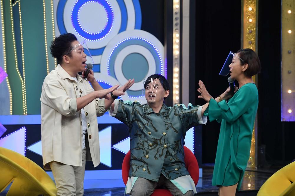 華視50週年 佼亮合體再現「綜藝王國」風華 乃哥喊話重啟《百戰百勝》 |