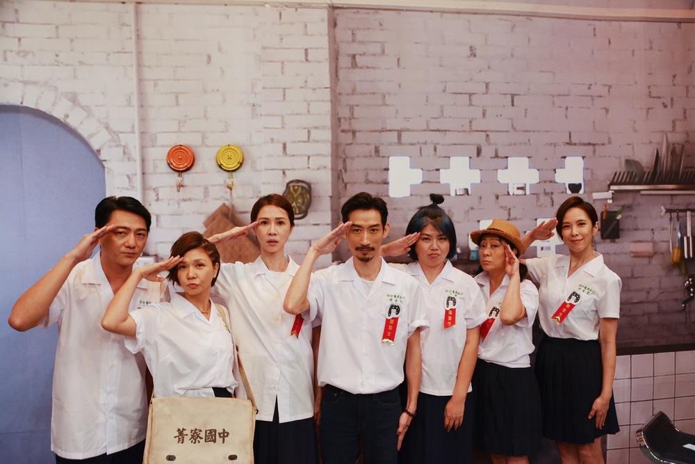 華視《俗女2》收視翻3倍  登2021年台劇冠軍 | 《俗女養成記2》播映結束於線上舉辦畢業制服趴活動